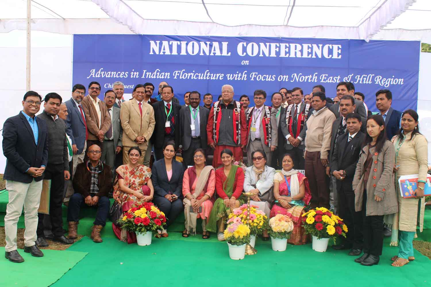 National Conference on advances in horticulture